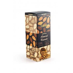 Tassyam Premium Raw Almonds