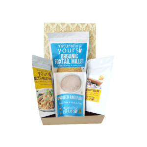 Naturally Yours Millet Combo Gift Hamper
