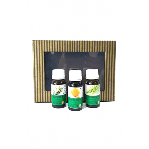Naturally Yours Essential Oil Gift Hamper