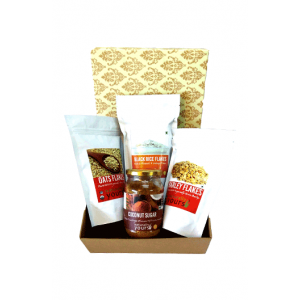 Naturally Yours Gluten Free Gift Hamper - Breakfast Special