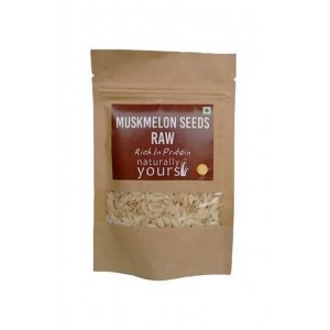 Naturally Yours Raw Muskmelon 50G