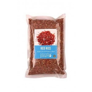 Naturally Yours Red Rice 500G
