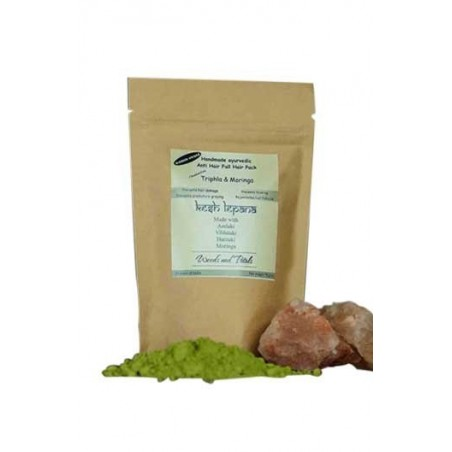 Woods And Petals Triphla Moringa Hair Pack