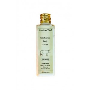 Woods And Petals Handmade Panchgavya Body Lotion