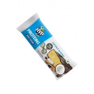 Hyp Coconut Almond - Sugar Free Protein Bars (Box Of 6 Bars)