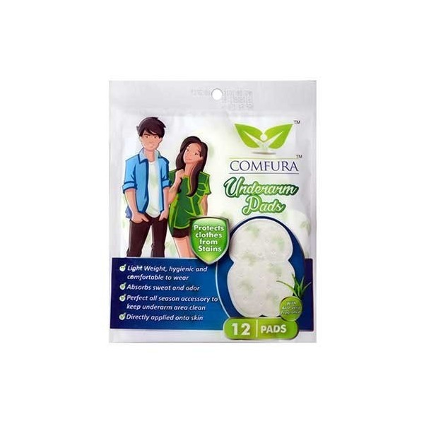 Rama Lifesciences Comfura Disposable Underarm Sweat Pads