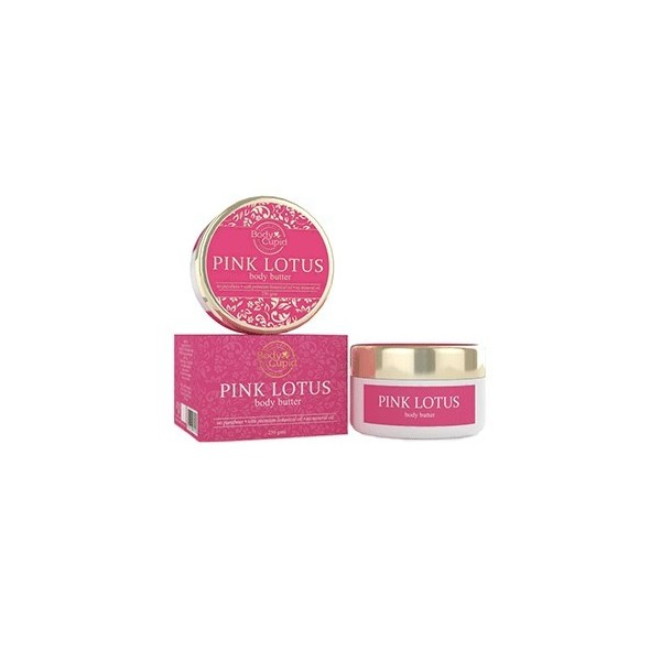 Body Cupid Body Butter - Pink Lotus - 250 Gms