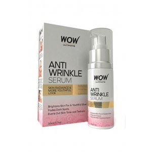 Wow Ultimate Anti Wrinkle Serum - 50 Ml