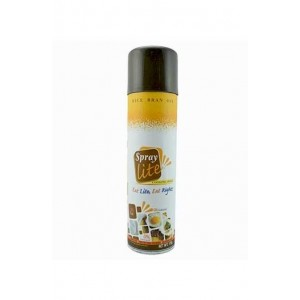 Spray-Lite Cooking Spray Rice Bran