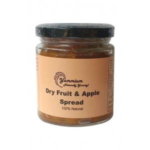 Konkan Kitchen Dry Fruit & Apple Preserve