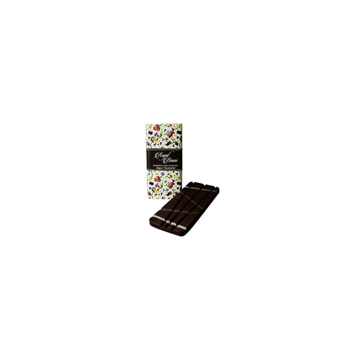 Royal Beans - Peppermint & Dark Chocolate Bar