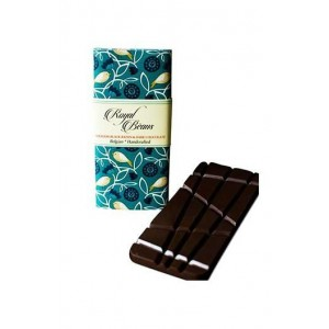 Royal Beans - Afghani Black Raisin & Dark Chocolate Bar