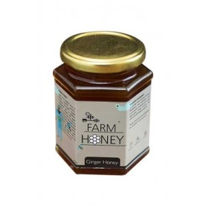 Farm Honey  Ginger Honey 250Gm