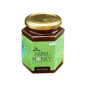 Farm Honey Tulsi Honey 250Gm