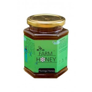 Farm Honey Moringa Honey 250Gm