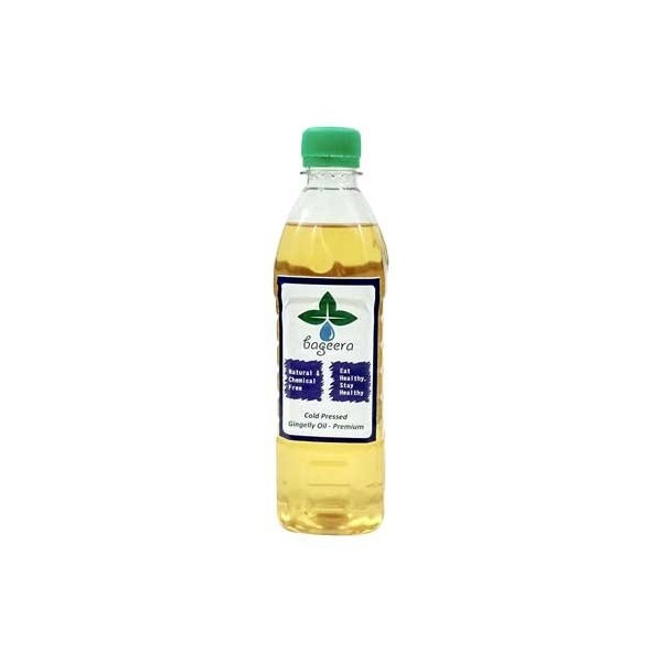 Bageera Naturals Cold Pressed Sesame Oil 1.5 Ltr