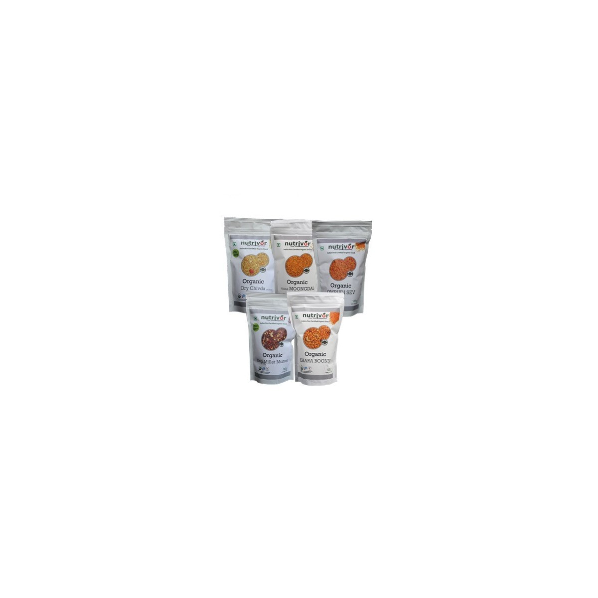 Nutrivor Healthy snacks Combo