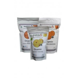 Nutrivor breakfast mixture combo