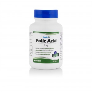 Healthvit Folic Acid 2 Mg...