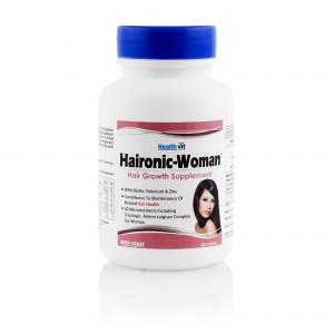 Healthvit Haironic-Women Hair Growth Supplement 60 Tablets