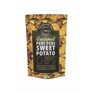 To Be Healthy Peri Peri Sweet Potato Chips