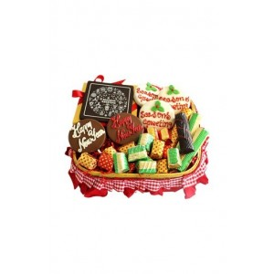 Jus' Trufs New Year Indulgence Chocolate Hamper