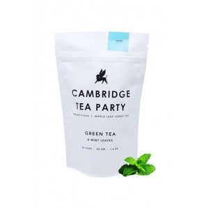 Cambridge Tea Party Mint Green Tea - 40G