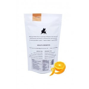 Cambridge Tea Party Orange Peel Green Tea - 40G