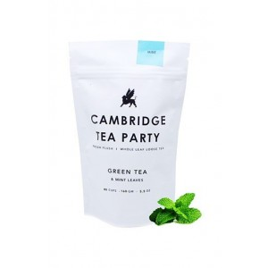 Cambridge Tea Party Mint Green Tea - 160G