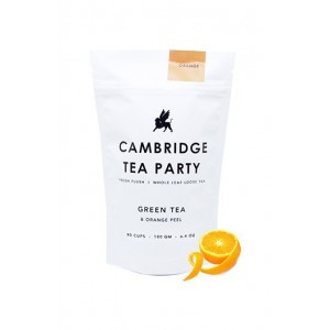 Cambridge Tea Party Orange Peel Green Tea - 180G