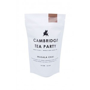 Cambridge Tea Party Masala Chai With 8 Spices - 100G