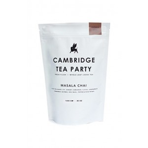 Cambridge Tea Party Masala Chai Tea With 8 Spices - 1000G