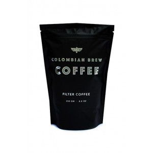 Colombian Brew Filter Coffee - 250G