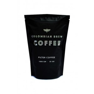 Colombian Brew Filter Coffee - 1000G