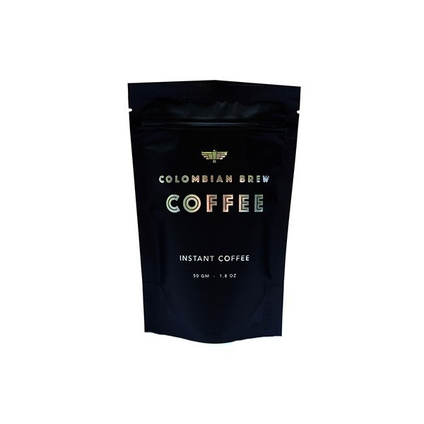 Colombian Brew Instant Coffee - 50G