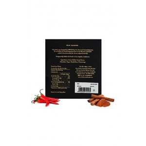 Didier & Frank 57% Dark Chocolate With Chilli & Cinnamon - 50G
