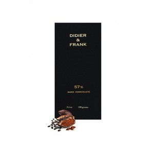 Didier & Frank 57% Dark Chocolate - 100G