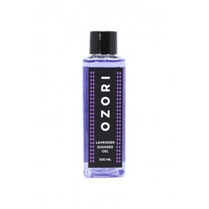 Ozori Lavender Shower Gel / Body Wash 100Ml
