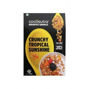 Cocosutra Tropical Sunshine Granola 300 gm