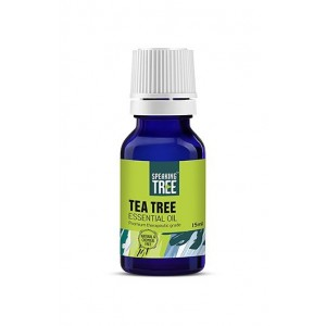 Speaking Tree Organic Tea Tree Essential oil - 15ml