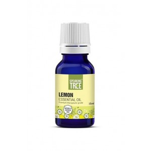 Speaking Tree Undiluted Lemon Essential oil - 15ml