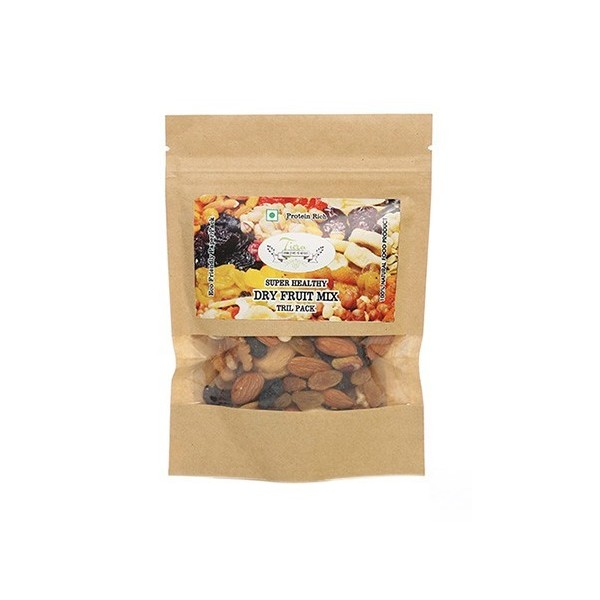 Tiera-Super Healthy Dry Fruit Mix- Trial Pack