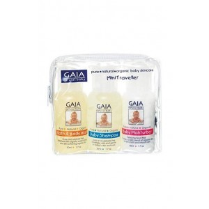 Gaia Mini Traveller Pack 3x50ml