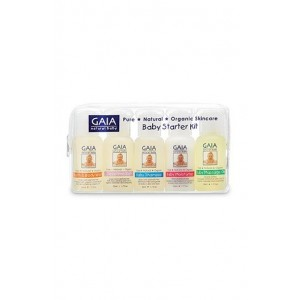 GAIA Natural Baby Starter Kit 5x50ml