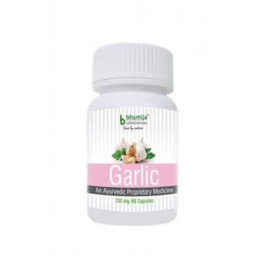 Bhumija Lifesciences Garlic Capsules 60