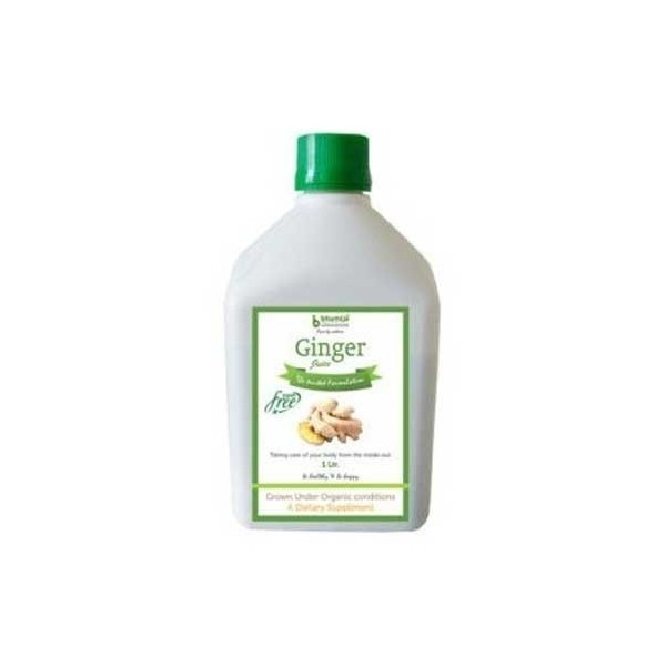 Bhumija Lifesciences Ginger Juice (Sugar Free) 1 Ltr