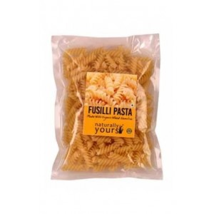 Naturally Yours Fusilli Pasta 250G (Pack Of 2)