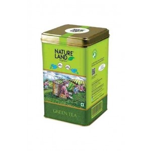 Natureland Organics Green Tea 200 Gm