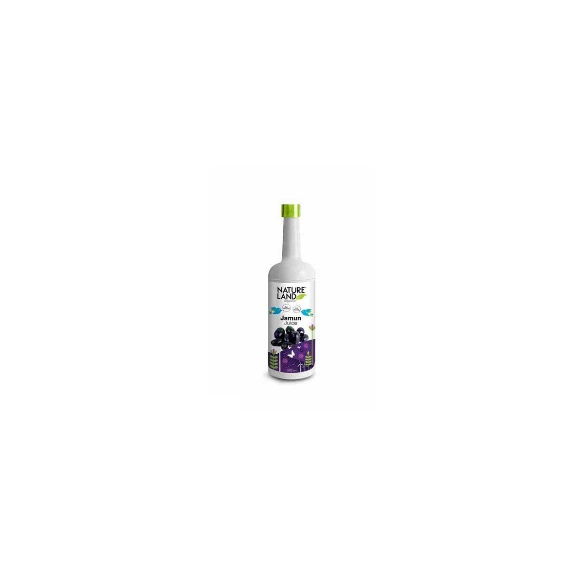 Natureland Organics Jamun Juice 500 Ml