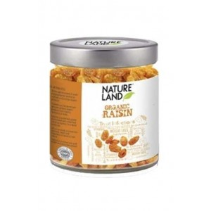 Natureland Organics Raisins 250 Gm